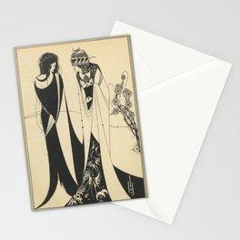 AUBREY BEARDSLEY - John and Salome Stationery Cards