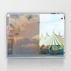 Boardwalk Bike Laptop & iPad Skin