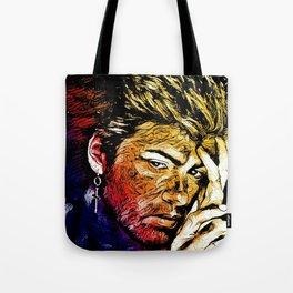 Careless Whisper Tote Bag