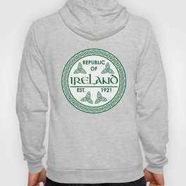 Republic of Ireland - EST. 1921 St.Patrick's Day Awesome Shirt Hoody