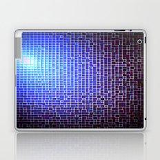 Blue PiXels Laptop & iPad Skin