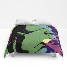 The Dark Side v2 Comforters