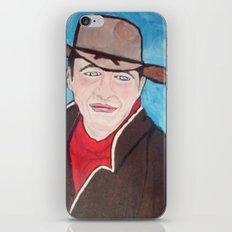 Young John Wayne iPhone & iPod Skin