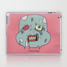 Wanna Play? (Chucky from Child's Play) Laptop & iPad Skin