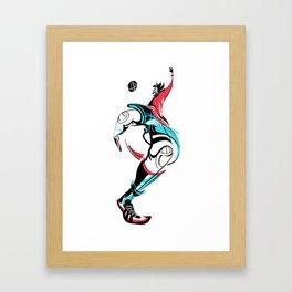 Mionel Lessi Framed Art Print