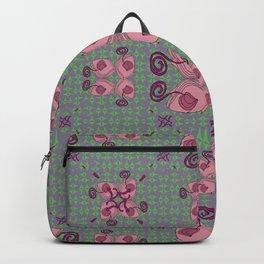 Detached Bulbs Pinwheels Backpack