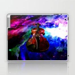 violin nebula Laptop & iPad Skin