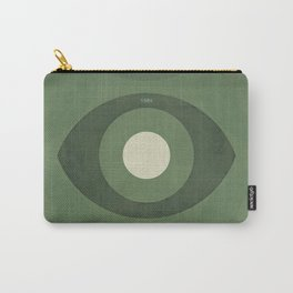 George Orwell Nineteen Eighty-Four - Minimalist literary design, bookish gift Carry-All Pouch