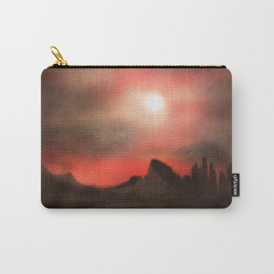 Passion in the sky Carry-All Pouch
