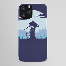 Grey Wolf Sif (Dark Souls) iPhone Case