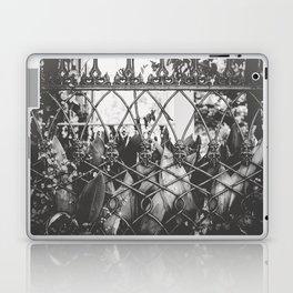 Skull Fence of New Orleans Laptop & iPad Skin