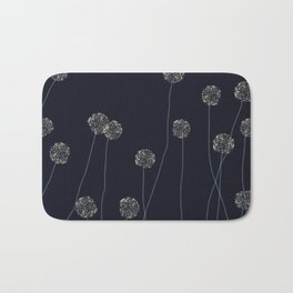 Dandelion meadow Bath Mat