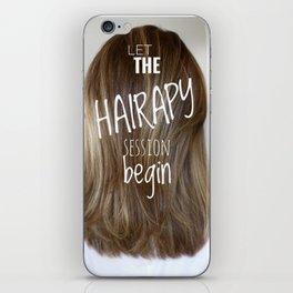 Hairstylist iPhone Skin