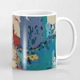 Arms Reaching Coffee Mug