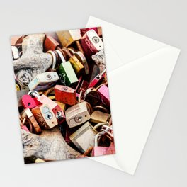 A Bunch of Locks Stationery Cards