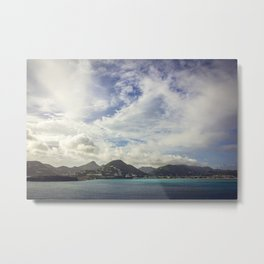 Island Escape Metal Print