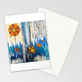 Garden Of Tears Stationery Cards