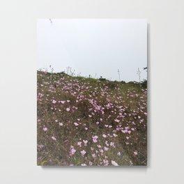 LES FLEURS V Metal Print