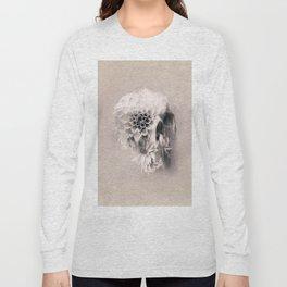 Decay Skull Light Long Sleeve T-shirt