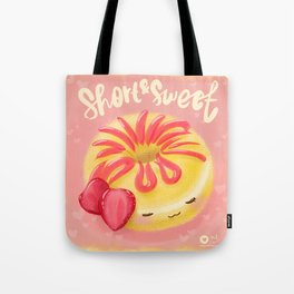 Short & Sweet Tote Bag