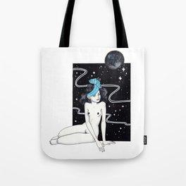 beauty moon Tote Bag