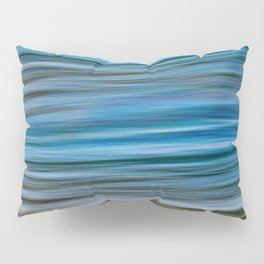 Lake Michigan Shoreline Pillow Sham