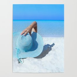Beach20160102_by_JAMFoto Poster