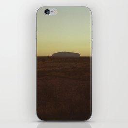 Uluru Dusk iPhone Skin