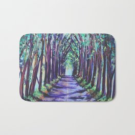 Kauai Tree Tunnel Bath Mat