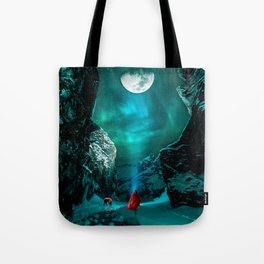 little Red Riding Hood l Caperucita roja Tote Bag