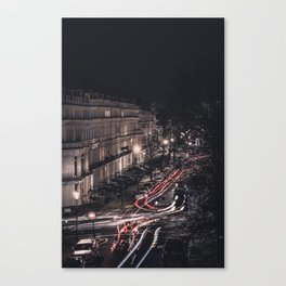 Notting Hill Canvas Print