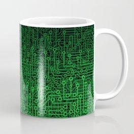 Reboot II GREEN Coffee Mug