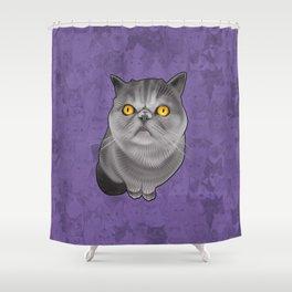 Oddy Shower Curtain