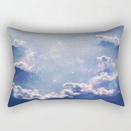 Space Within Rectangular Pillow
