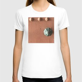 Door Knob #2 on Painted Wooden Door T-shirt