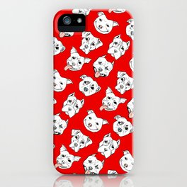 Pittie Pittie Please! iPhone Case