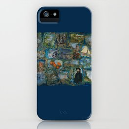 The Impressionists No. 1 COL140215a iPhone Case