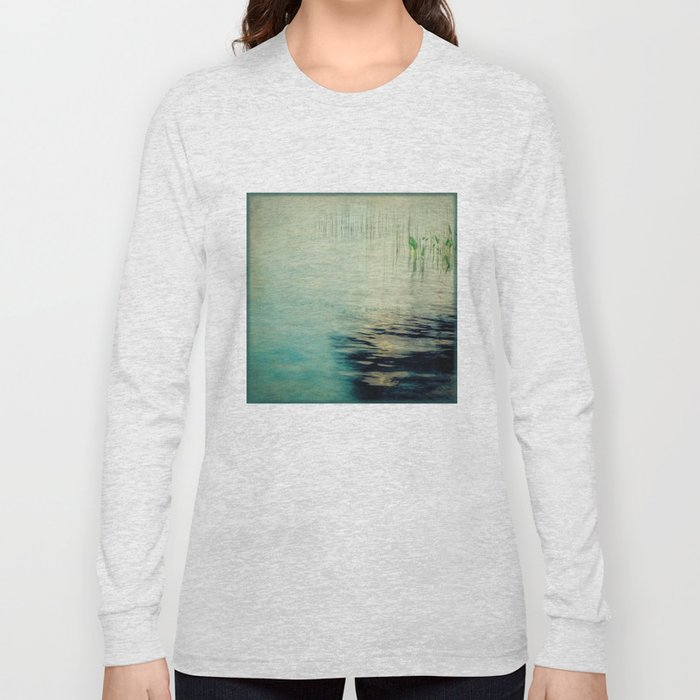 in the reeds Long Sleeve T-shirt