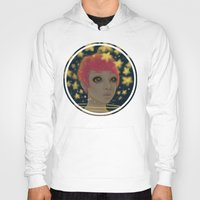 astronaut Hoodies featuring Astronaut by Edge