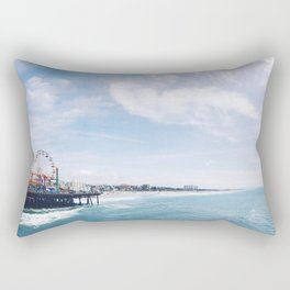 Cali Summer Vibe Rectangular Pillow