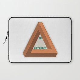 Be Different Laptop Sleeve
