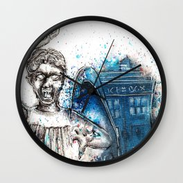 Don't blink. Wall Clock