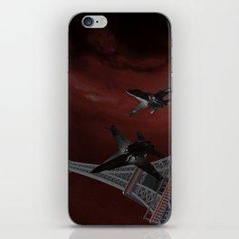 Tour Eiffel war iPhone Skin