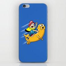 Super Adventure World iPhone & iPod Skin