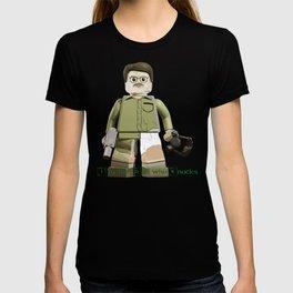 I'm the one who knocks T-shirt