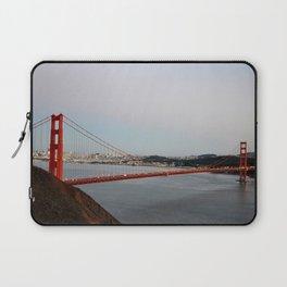 GOLDEN GATE BRIDGE - TWILIGHT - CALIFORNIA Laptop Sleeve