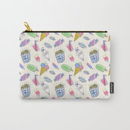 Popart candy and ice-cream Carry-All Pouch