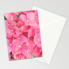 Hi Drangea Stationery Cards