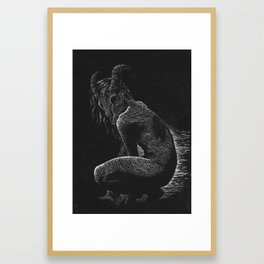 Pristess Framed Art Print