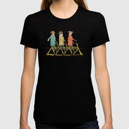 the tandem trio T-shirt